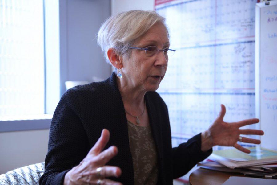 Dr. Patricia Hunt