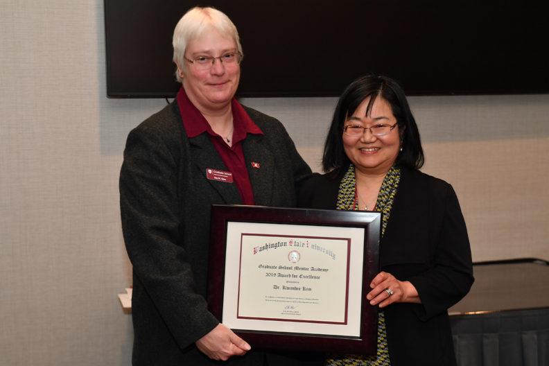 graduate mentor award
